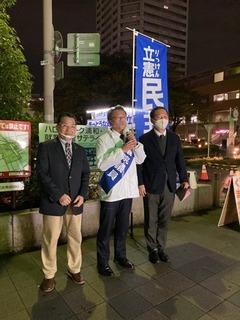 image武蔵浦和駅頭3人.jpeg